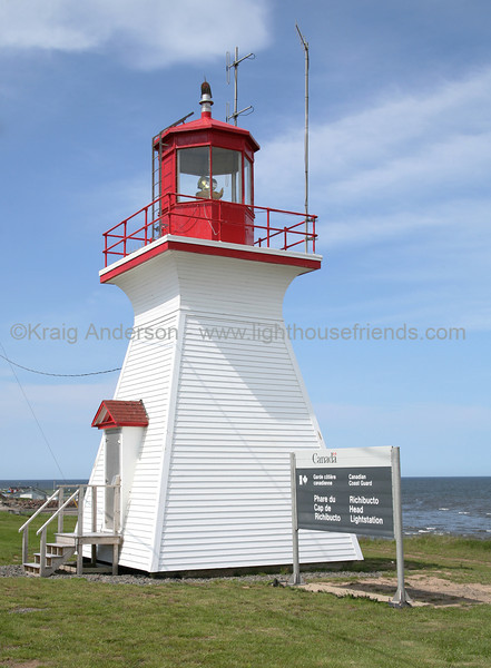 Richibucto Head Lighthouse