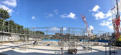 New Campus Construction Ground Preparation--3
