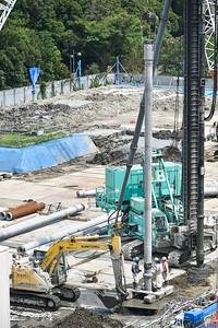 New Campus Construction Ground Preparation-7