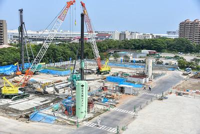 New Campus Construction Ground Preparation-7-5