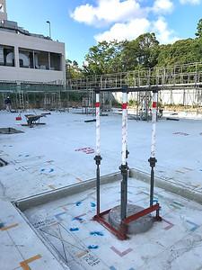 New Campus Construction Ground Preparation--4