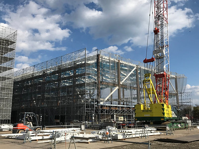 South Building framework