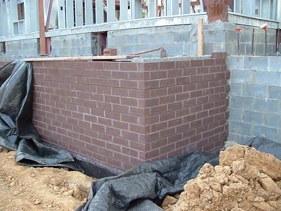 February 20, 2011 - brick and basement
