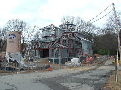 February 27, 2011 - external insulation