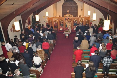 Solemn Vespers on the Eve of the Blessing (11-19-2011)