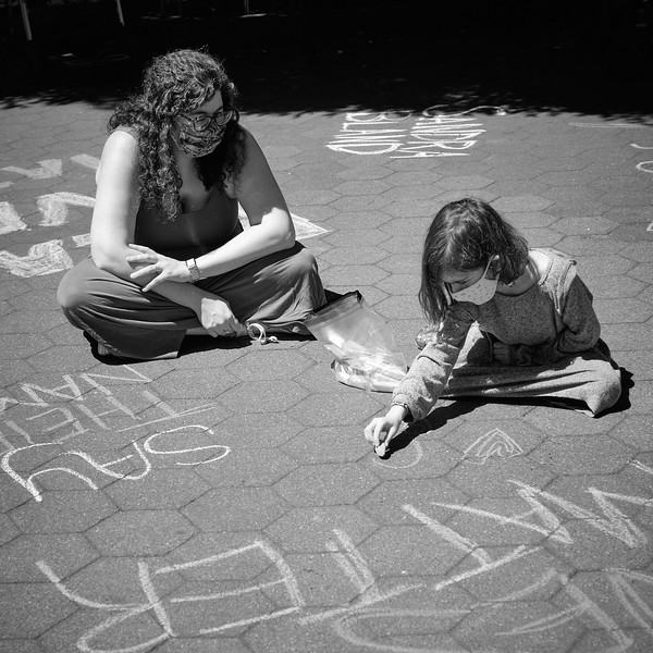 Chalk their names NYC 6 2020_DSF3701