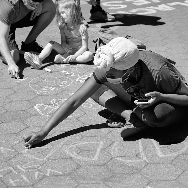 Chalk their names NYC 6 2020_DSF3698