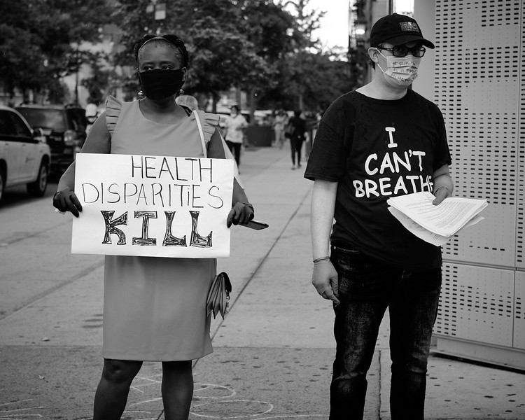 BLM Health care  NYC 6 2020 _DSF4901