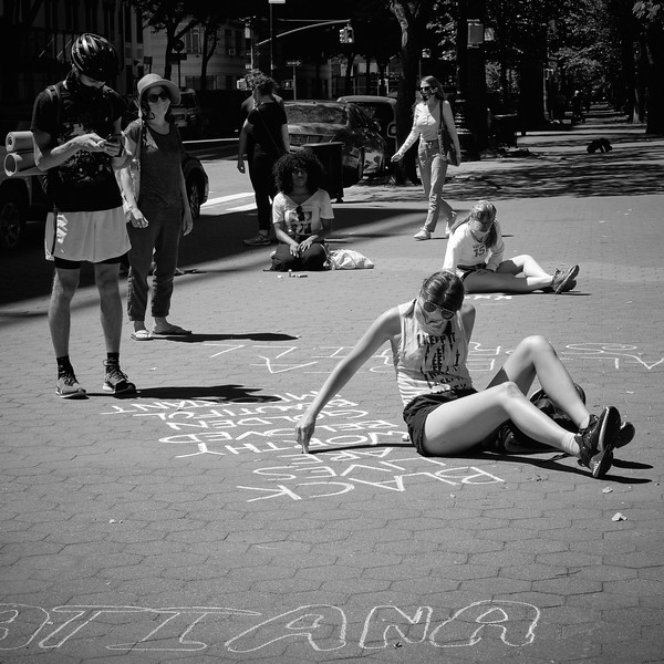 Chalk their names NYC 6 2020_DSF3720
