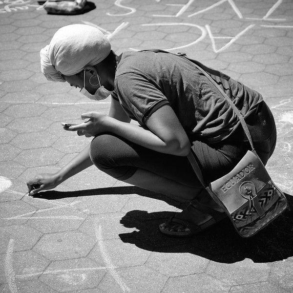 Chalk their names NYC 6 2020_DSF3709