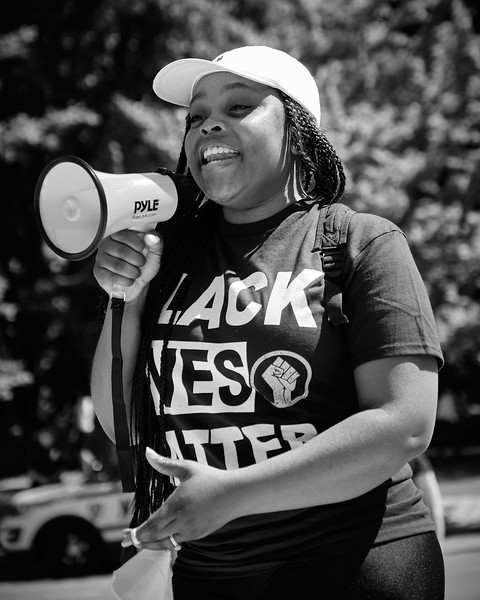 BLM support black women  NYC 6 2020_DSF3956