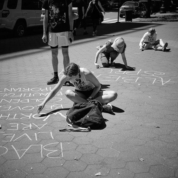 Chalk their names NYC 6 2020_DSF3716