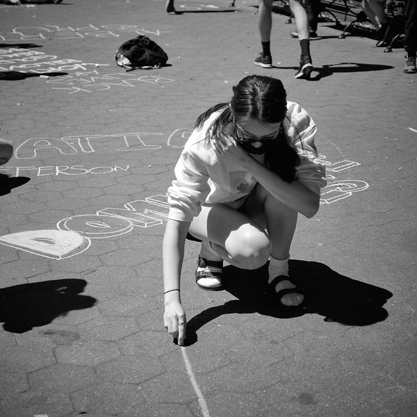 Chalk their names NYC 6 2020_DSF3718
