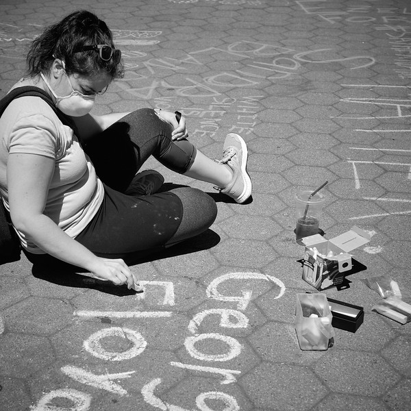 Chalk their names NYC 6 2020_DSF3705