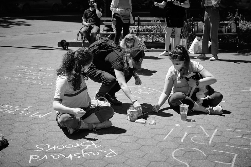 Chalk their names NYC 6 2020_DSF3697