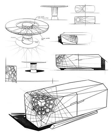 Aztec Apexes | Furniture Concepts