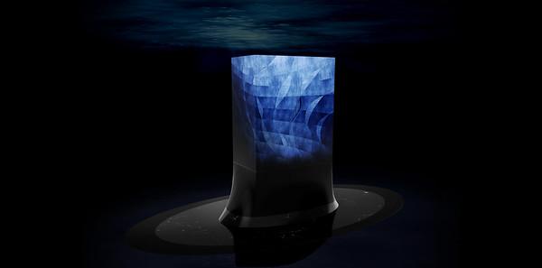 Azure Depths   Drinks Cabinet