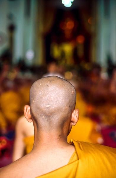 Monks, Chiang Mai