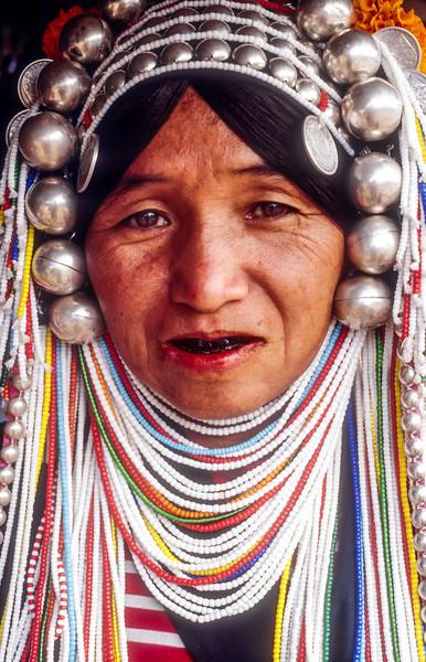 Akha woman
