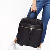 Mayfair;Burlington;Wheeled Business Bag;15'';119-801-BLK;On the model