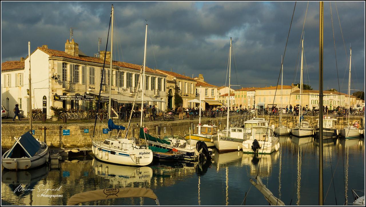 Saint Martin de Ré  -  Ile de Ré