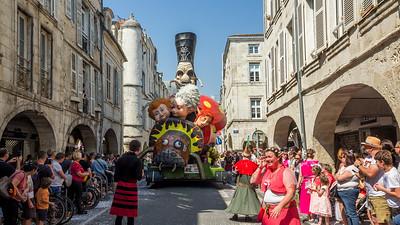 Carnival of La Rochelle  -  carnaval