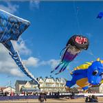 Festival cerfs-volants 2018 à Chatelaillon