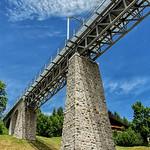 Bridge of Gstaad - Swiss