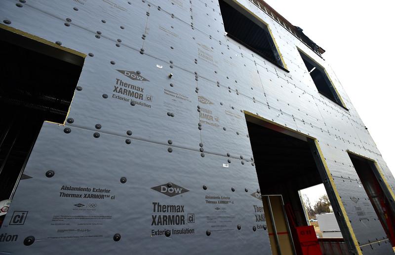 Creekside Elementary School Building Construction