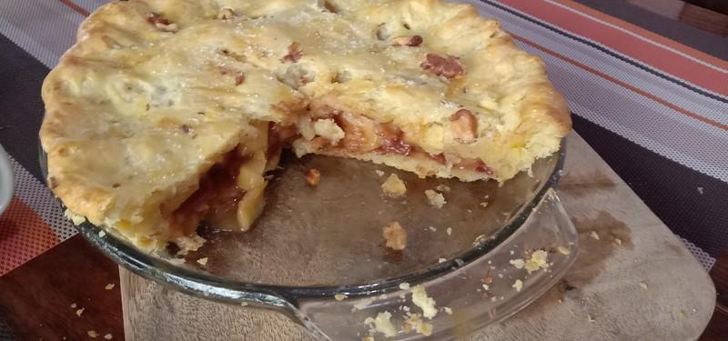 Fresh Baked Apple Pie