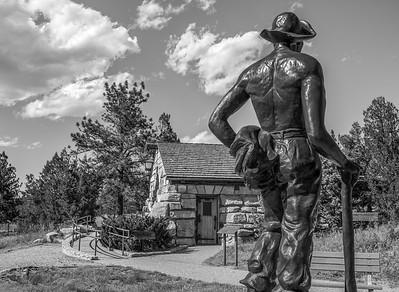 Gursey State Park - Wyoming