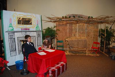 NDA Children's Christmas program