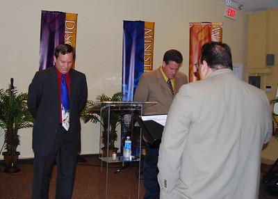 pastor installation service