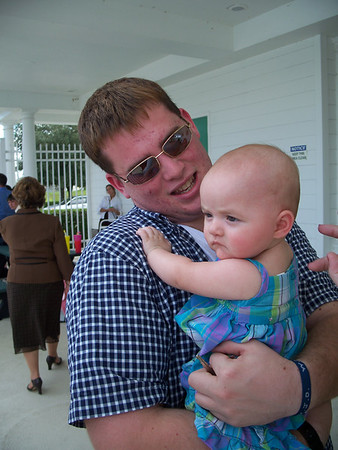 Water Baptism and Baby Dedication