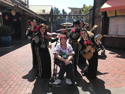 Disneyland & CA Adventure #1818 (April 9-12)
