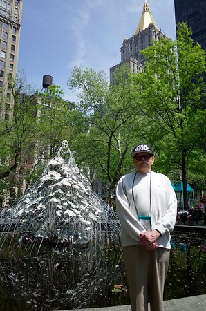 New York City Springtime #1822 (May 8-12)