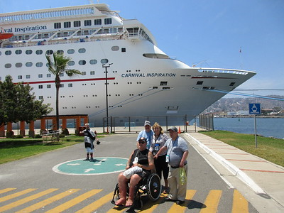 Summer Baja Cruise #1830 (July 2-6)