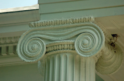 Woodbourne - Column and Dentil Details 2009