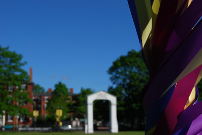 Salem's archway