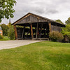 "Shelburne Museum - ""Double-barrel"" Covered Bridge"