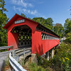 Chiselville Covered Bridge - Bennington County, VT