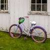 Bicycle at Dyce Head Lighthouse - Castine, ME