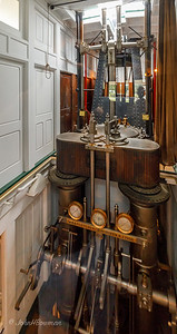 Shelburne Museum - Ticonderoga Engine Room