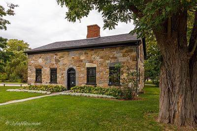 Shelburne Museum - Stone House
