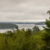 Frenchman Bay from Paradise Hill Overlook - Acadia NP (100mm)