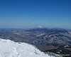The view north towards Mt. Mansfield from the summit.  I'll be there later this year
