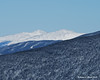 The northern Presidentials in view just past Franconia Ridge