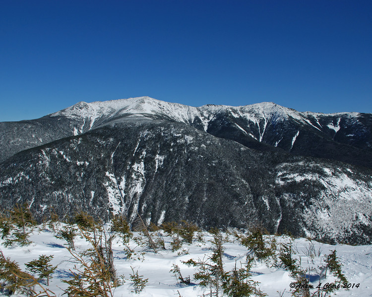 Another great view over to Franconia Ridge