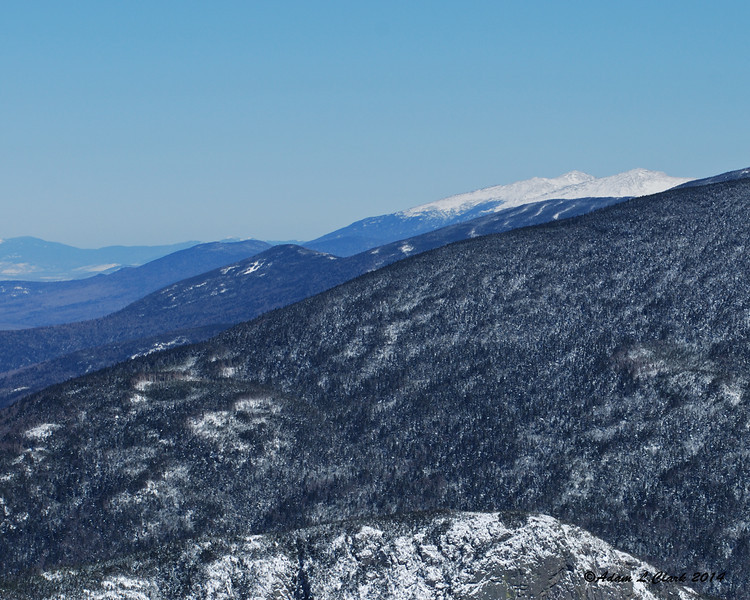 Some of the smaller peaks in the Sugarloafs area
