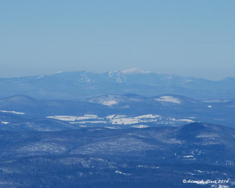 Mt. Mansfield in Vermont